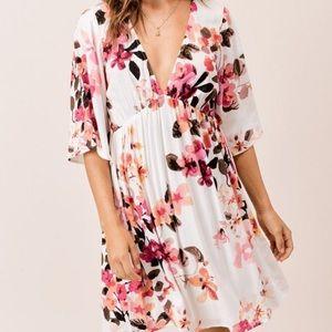 Lovestitch Lourdes Mini Dress, Size S